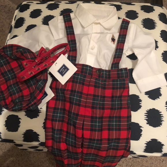 Janie And Jack Matching Sets Baby Boy Christmas Outfit Poshmark